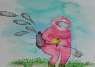 Ilustration de Chloé SMAGGHE