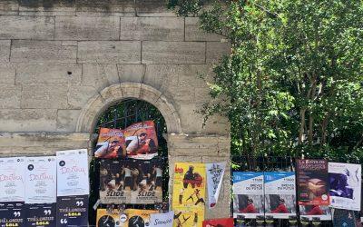 La Compagnie QUANTA au Festival d'Avignon 2021
